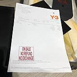 Adidas Y-3 Kaiwa Sneakers Yellow/White О Му, фото 3
