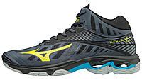 Кроссовки волейбольные Mizuno Wave Lightning z4 Mid (v1ga1805-47)