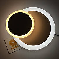 Настенный бра светильник  LED  LUMINARIA GEOMETRIA ROUND 10W, фото 1