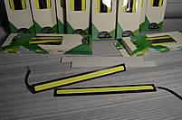 Дневные ходовые огни для машины Led Daytime (универсальные светодиодные ленты, дневная подсветка), фото 3