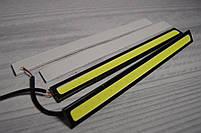 Дневные ходовые огни для машины Led Daytime (универсальные светодиодные ленты, дневная подсветка), фото 4