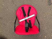 Кресло для детей на раму велосипеда (металлическая основа)