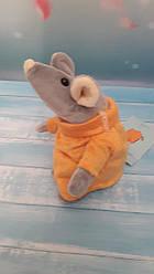 М'яка плюшева іграшка Мишеня Сниффи 15см