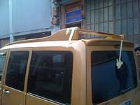 Ford Connect 2006-2009 гг. Рейлинги HRV-тип (под покраску)
