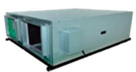 Приточно-вытяжная установка Cooper&Hunter CH-HRV20K2 ( с алюминиевым теплообменником)