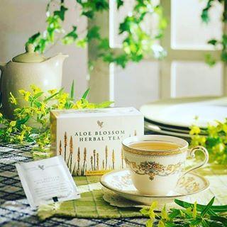 Чай из Цветов Алоэ с Травами/Aloe Blossom Herbal Tea