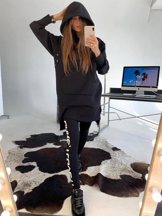 платье худи женское оптом