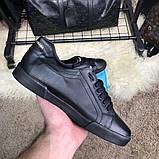 Dolce & Gabanna Portofino Sneakers Black ум, фото 10