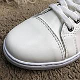 Gucci Logo Sneaker White ум, фото 5