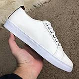 Gucci Logo Sneaker White ум, фото 8
