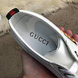 Gucci Logo Sneaker White ум, фото 9