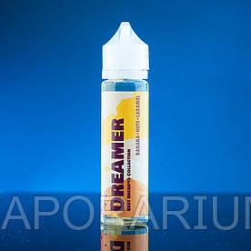 Жидкость для электронных сигарет DREAMER BANANA NUTS CARAMEL 60 мл