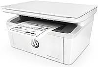 ✅ МФУ для дома и офиса HP LaserJet Pro M28a (черно-белый, лазерная печать, 18 стр/мин) | Гарантия 12 мес