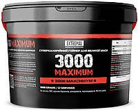 Гейнер Extremal 3000 MAXIMUM 1 кг Клубника со сливками