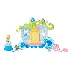 Игровой набор Принцессы Дисней Карета Золушки. Оригинал Hasbro B5345/B5344