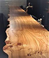 Термо дуб доска массивная - слэб. Термомодифицированная древесина дуба в Украине. Пиломатериалы из термодуба