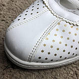 Gucci Falacer Sneaker Golden Stars White ум, фото 3