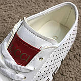 Gucci Falacer Sneaker Golden Stars White ум, фото 4