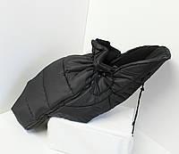 """Зимний конверт в коляску с сидением типа """" гамак"""""""