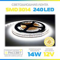 """Светодиодная лента """"Специалист"""" 3014 240 LED/m 14W/m IP20"""