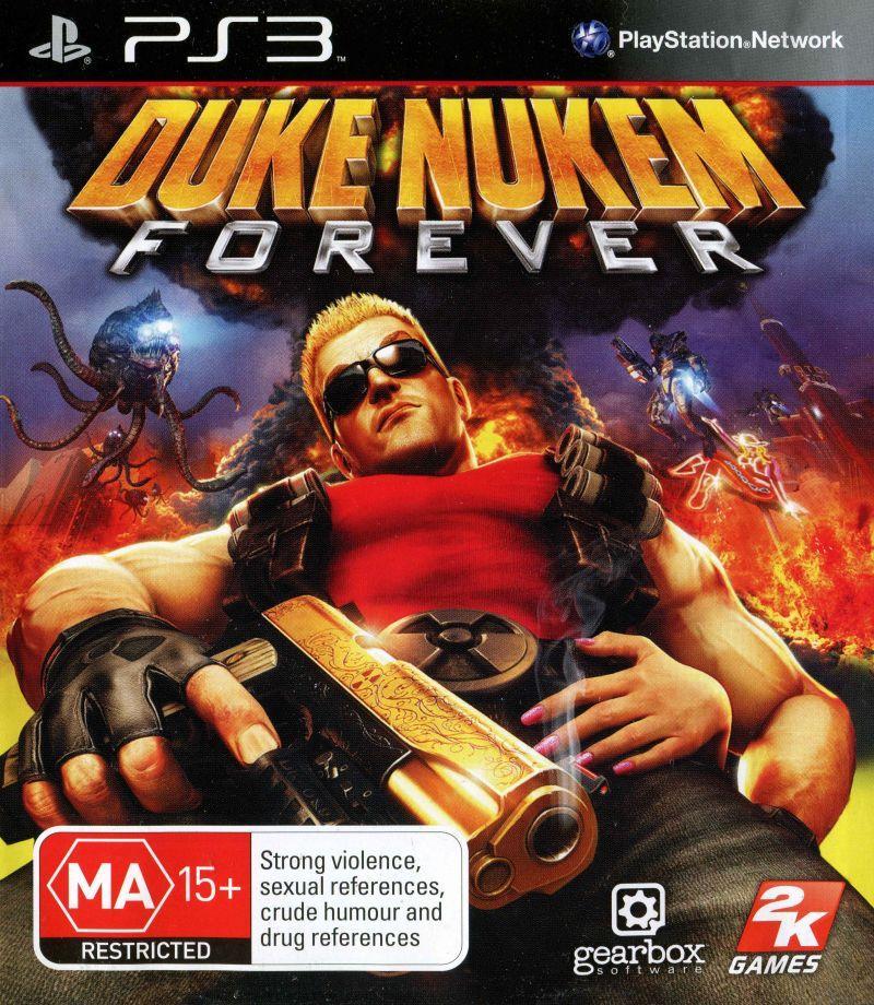 Игра для игровой консоли PlayStation 3,Duke Nukem Foreve (БУ)