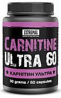 Карнитин Extremal CARNITINE ULTRA 60 капсул по 500 мг