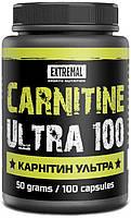 Карнитин Extremal CARNITINE ULTRA 100 капсул по 500 мг