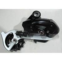 Залний переключатель скоростей на велосипед (компаньола под болт)  SHIMANO ALIVIO (модель RD-M410)