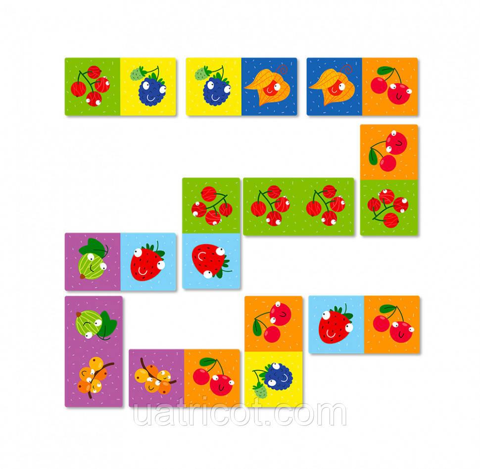 Домино DoDo Toys Ягодки (300250)