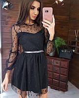 Нарядное женское платье 42-44 44-46, фото 1