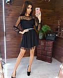 Нарядное женское платье 42-44 44-46, фото 4