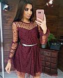 Нарядное женское платье 42-44 44-46, фото 5