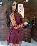 Нарядное женское платье 42-44 44-46, фото 6