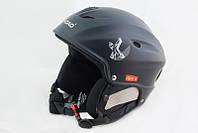 Горнолыжный шлем X-road VS 670 черный