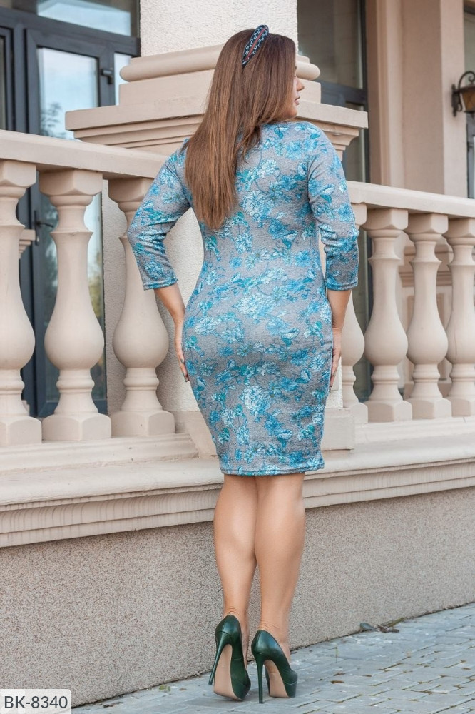 Платье BK-8340