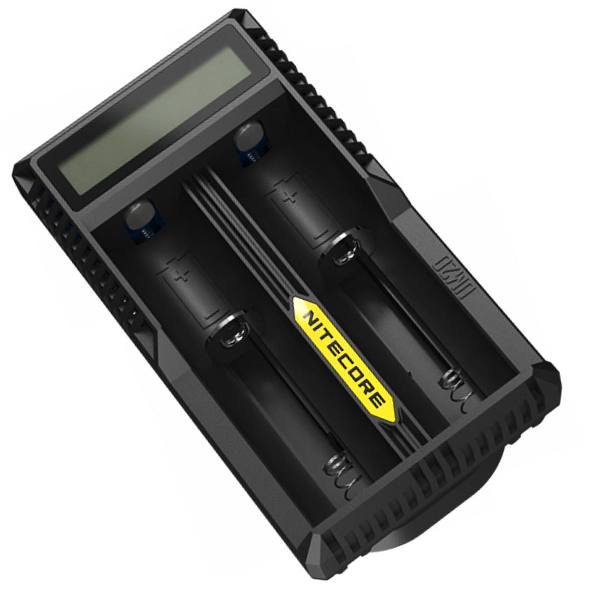 Зарядное устройство для аккумуляторов Nitecore UM20 (LED)