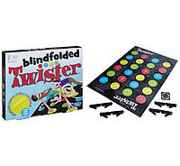 Твистер вслепую Blindfolded Twister Game Hasbro