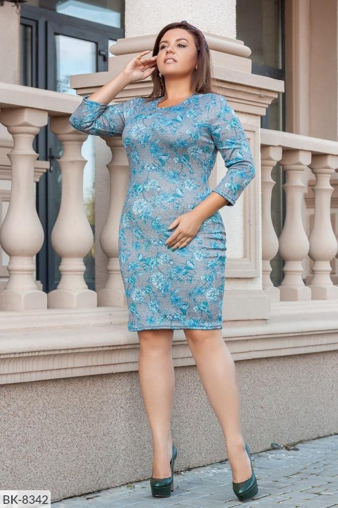 Платье BK-8342
