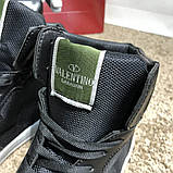 Valentino Flycrew High Sneakers Black/White О Му, фото 4