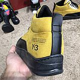 Adidas Y-3 Bashyo II Sneakers Yellow/Black О Му, фото 3