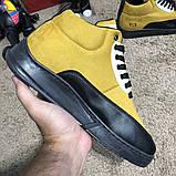 Adidas Y-3 Bashyo II Sneakers Yellow/Black О Му, фото 4
