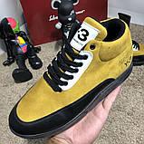Adidas Y-3 Bashyo II Sneakers Yellow/Black О Му, фото 5