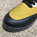 Adidas Y-3 Bashyo II Sneakers Yellow/Black О Му, фото 7