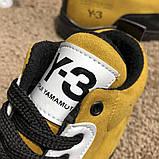 Adidas Y-3 Bashyo II Sneakers Yellow/Black О Му, фото 8