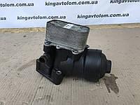 Масляный радиатор Skoda Octavia A5 03L 117 02 C