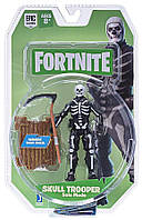 Фигурка Скелет Фортнайт | Jazwares Fortnite Solo Mode Skull Trooper