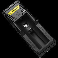 Зарядное устройство Nitecore Intellicharger i1 (1 канал+порт для зарядки электронных сигарет), фото 1