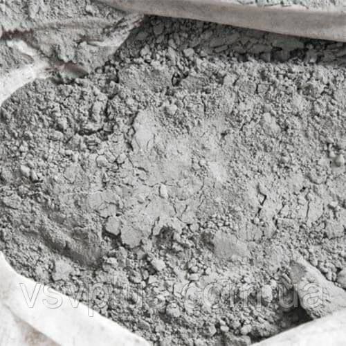 Глиноземистый цемент ГЦ-40 1400 С огнеупорный ВСВ ПЛЮС в мешках по 50 кг