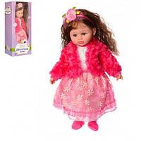 Кукла Atoys Маленька Пані розовое платье  в коробке  1634-2/3862