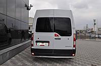 Nissan NV400 2010+ гг. Задняя дуга AK002 (нерж.)